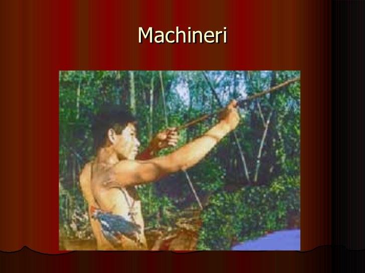 Machineri