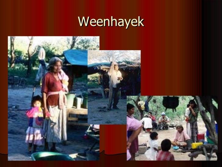 Weenhayek