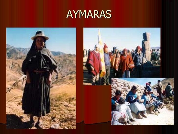 AYMARAS