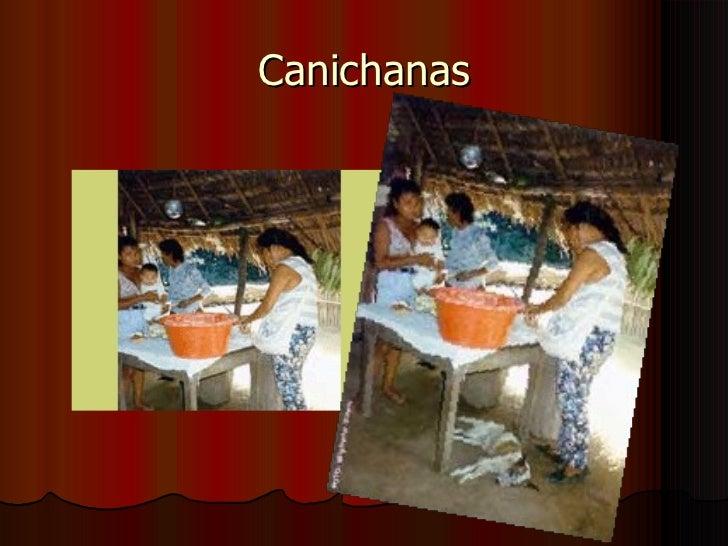 Canichanas