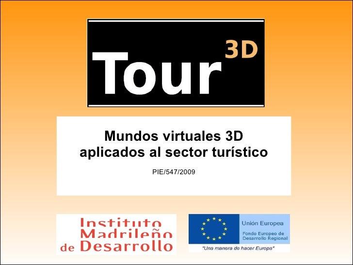 Presentación proyecto 3D Tour