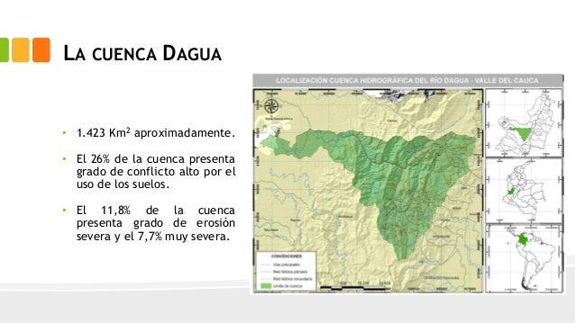 Evaluación de Sequías Metereologicas y Procesos de Adaptación de las Comunidades Agrícolas de la Cuenca del Rio D'Agua - Valle del Cauca, Colombia Slide 2