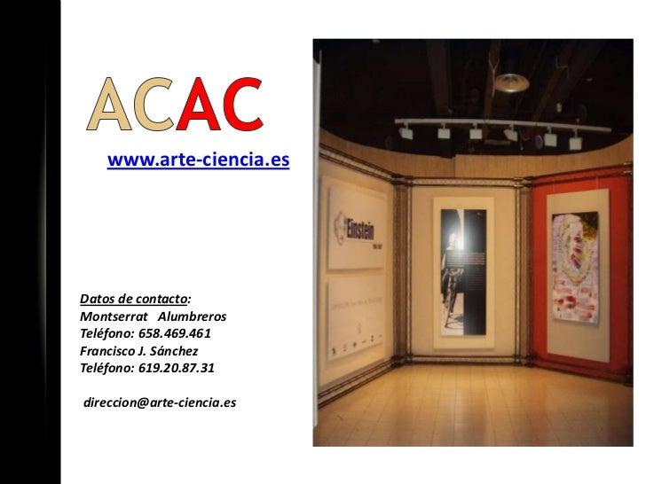 ACAC Anexo