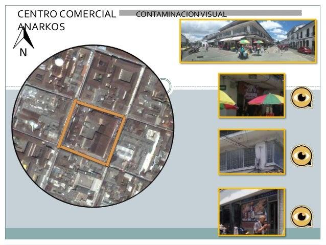 CENTRO COMERCIAL ANARKOS CONTAMINACIONVISUAL