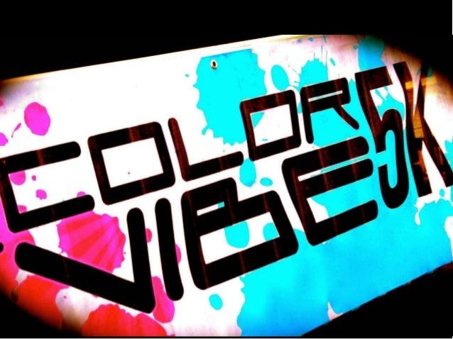¡Cada ciudad necesita una explosión de color!