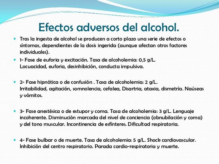 Como a la madre la alcohólica poner al recuento