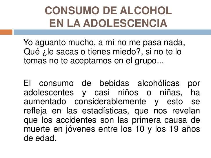 Como comprobar la dependencia al alcohol