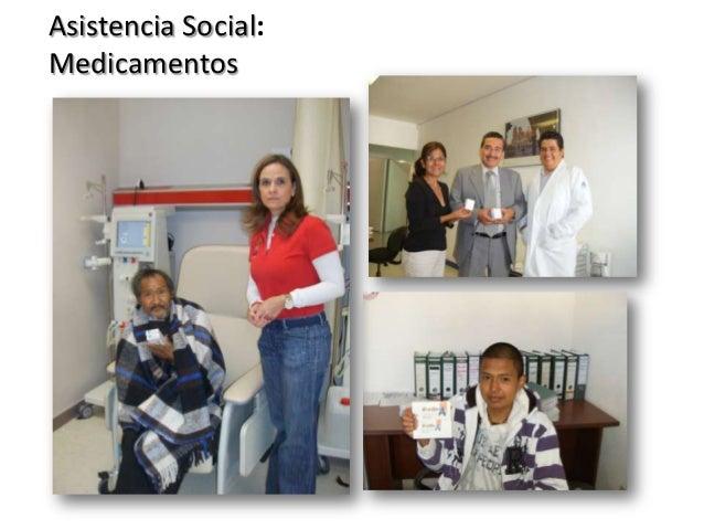 Asistencia Social:Medicamentos