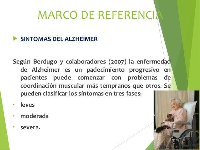 Alzheimer investigacion