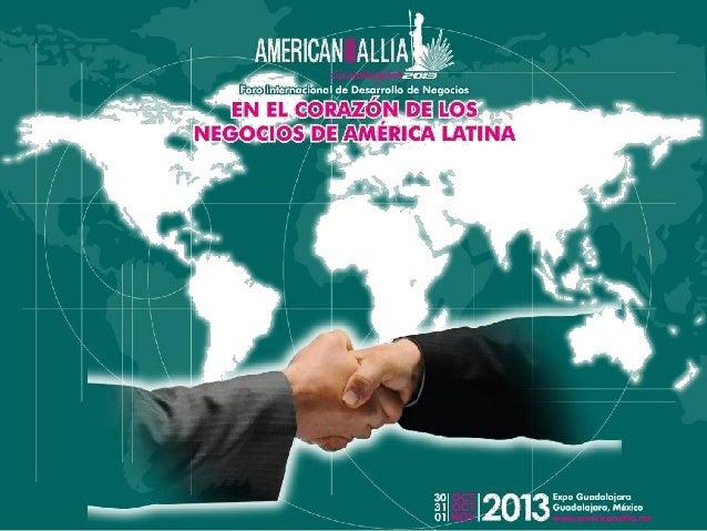Concepto Es el más grande Foro de citas de negocios del mundo respaldado por 20 años de realización en Europa, Norteaméric...