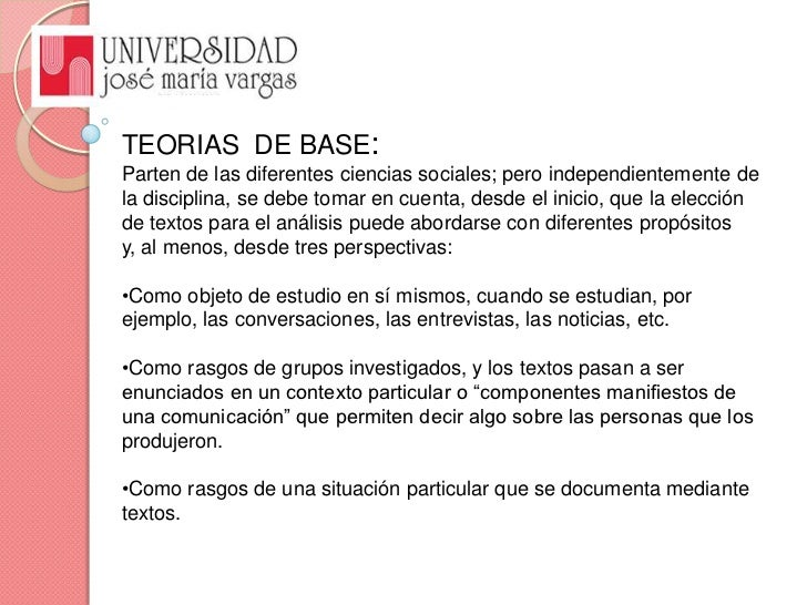 TEORIAS  DE BASE:<br />Parten de las diferentes ciencias sociales; pero independientemente de la disciplina, se debe tomar...
