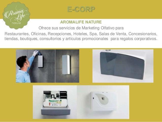 Presentacion Aromalife Nature Slide 3