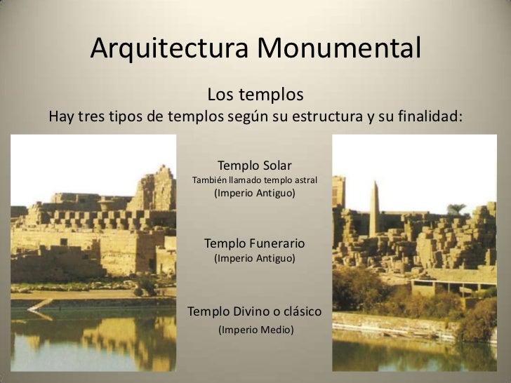 Templo Funerario                                  (Imperio Antiguo)Templo de la Reina HatshepsutTenía una importantísima d...