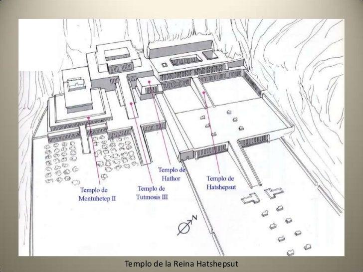 Tipos de templos funerarios                           HipogeoTumba hipogeo de Tausert y Sethnajt, excavada en el Valle de ...