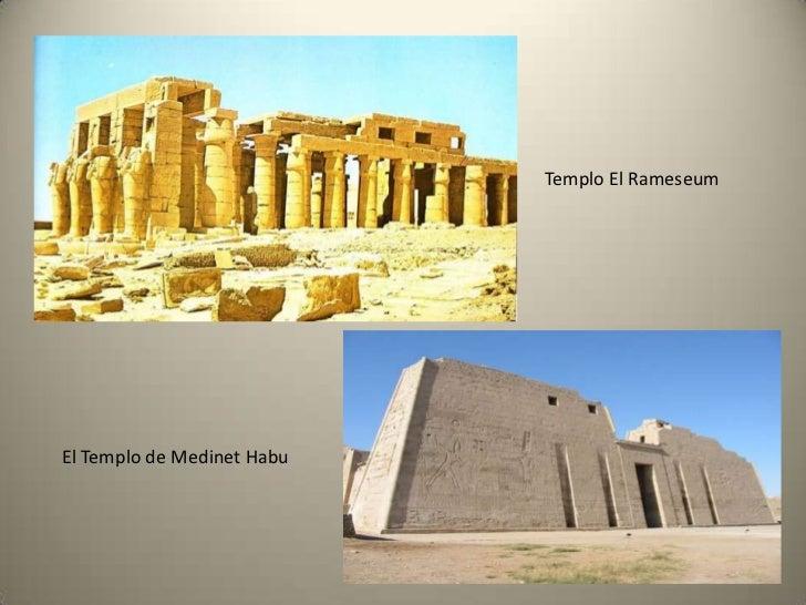Tipos de templos funerarios                          Speos                                  El gran Speos de Abu SimbelEl ...