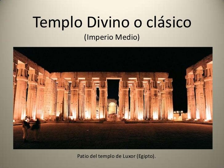 Templo de Konzu en KarnakEl prototipo de la forma de los templos egipcios