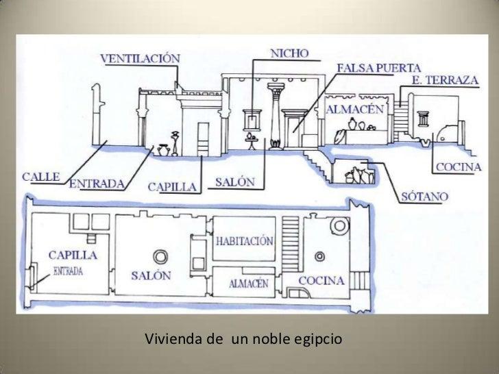 Arquitectura del antiguo Egipto / Architectu of Ancient Egyptre