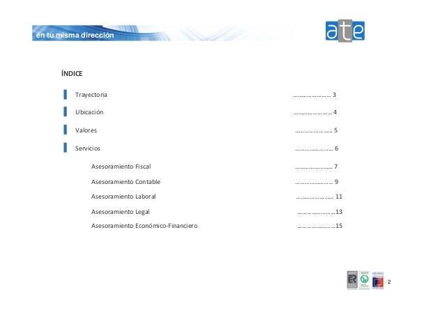 Presentacion ATE Asesores Slide 2