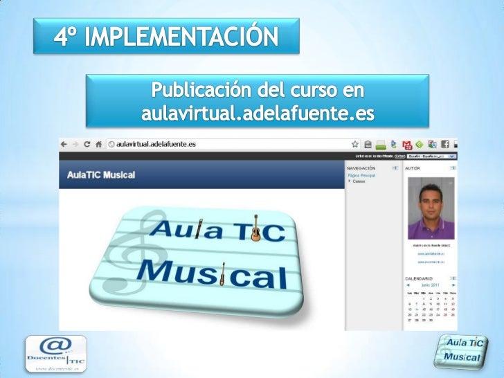 Temporalización de tareas<br />Alojado en: http://dl.dropbox.com/u/10259013/Proyecto_AulaTIC/proyecto.html<br />
