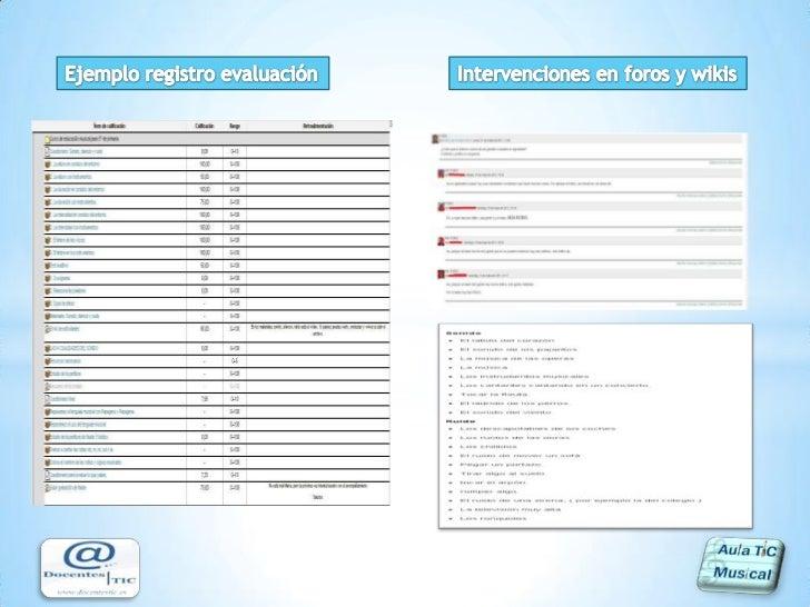 Actividades variadas presenciales y/o a distancia<br />Retroalimentación inmediata. <br />Registro automático de evaluació...
