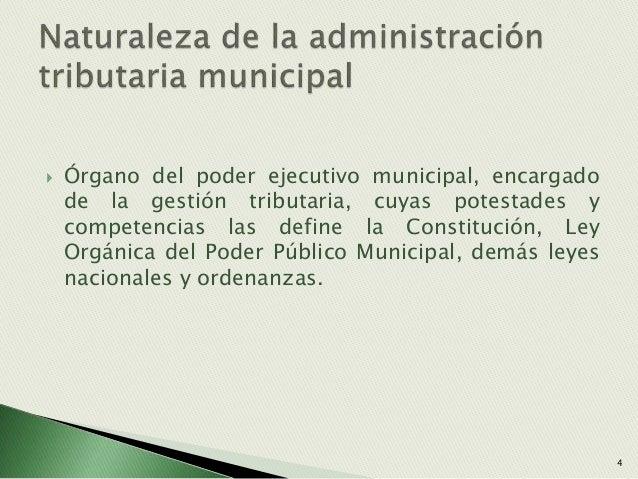 La administraci n tributaria municipal for Oficina de gestion tributaria