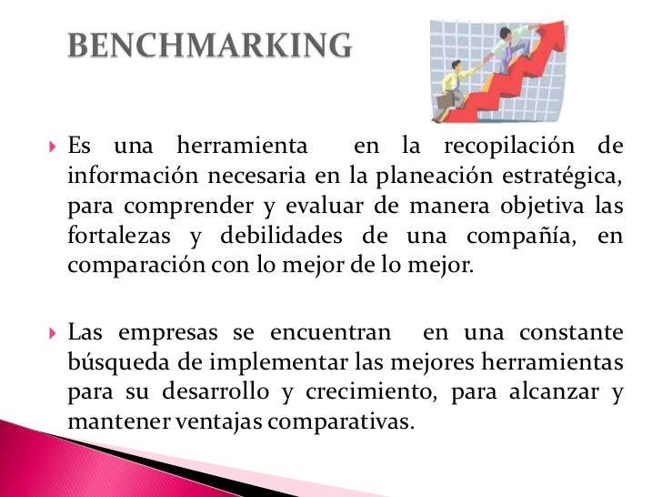    Es una herramienta        en la recopilación de    información necesaria en la planeación estratégica,    para compren...