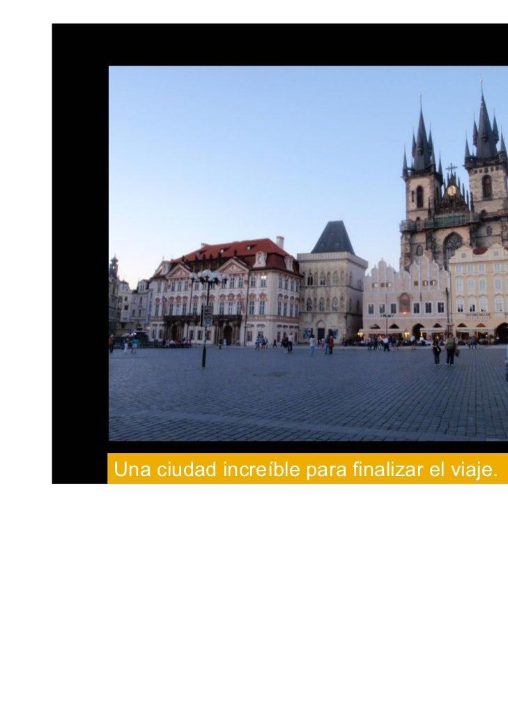 Berlín a Praga en Bicicleta