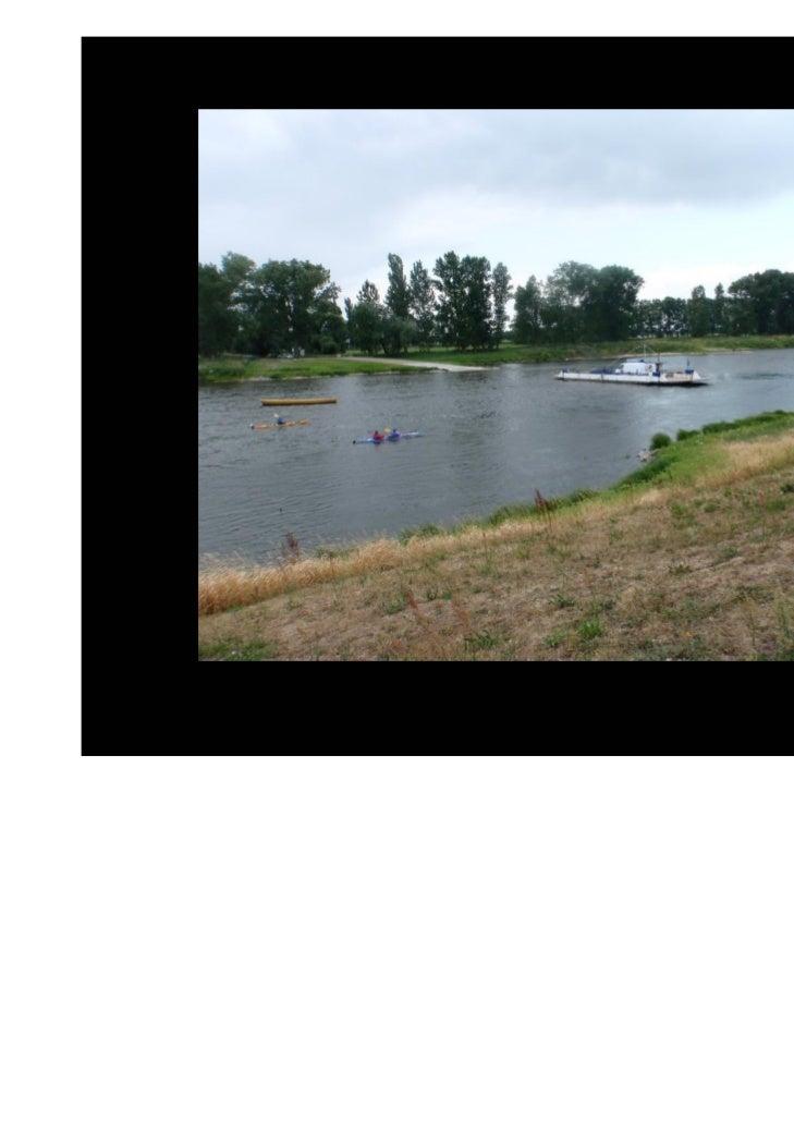 Día 4 de Agosto: Dresde-Ustí Nam LabemDistancia: 100 kilómetrosAscenso acumulado: 389 mDescenso acumulado: 440 m