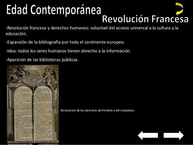 Evolución Histórica Universal De La Biblioteca