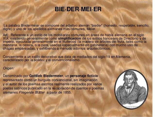 Mueble  Biedermeier . Slide 3