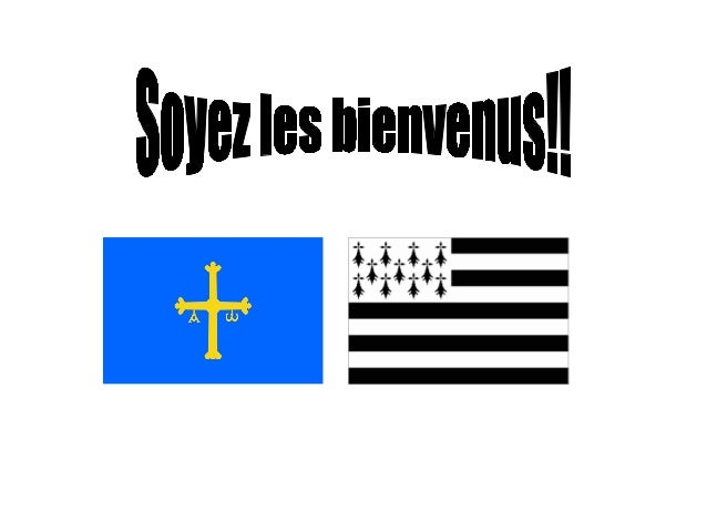 • L'année dernière, nous sommes allés en France… et nous    avons beaucoup aimé la France et l'expérience!                ...