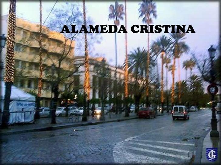 ALAMEDA CRISTINA<br />