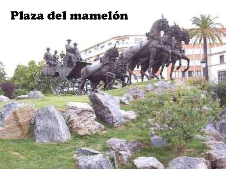 Plaza del mamelón<br />
