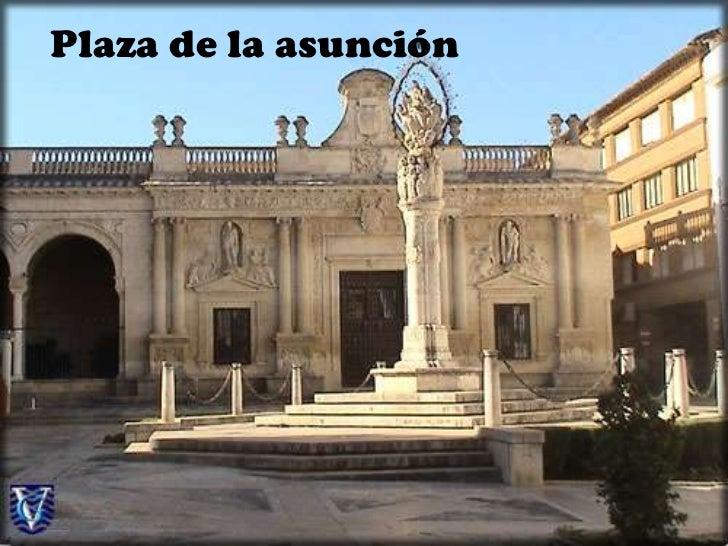Plaza de la asunción<br />