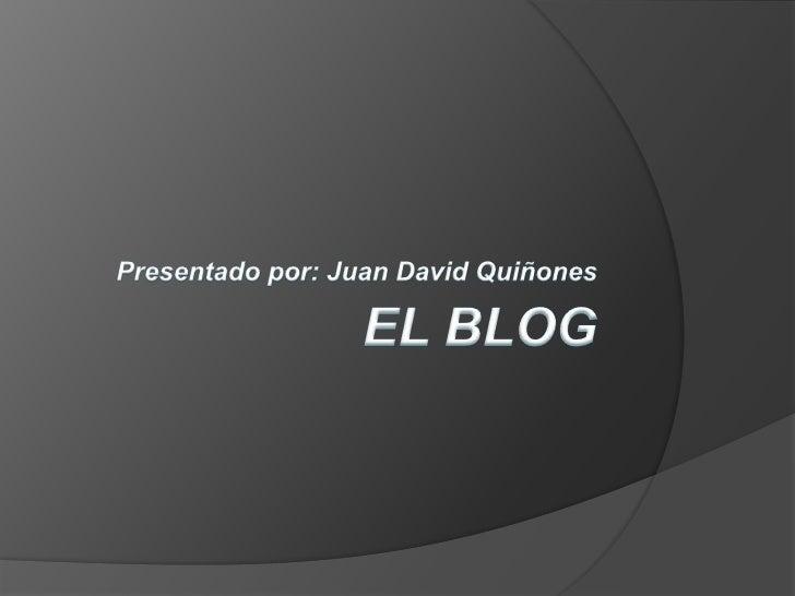 datos sobre blogs