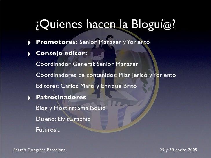 Blogui@ de E-mpleo Slide 2