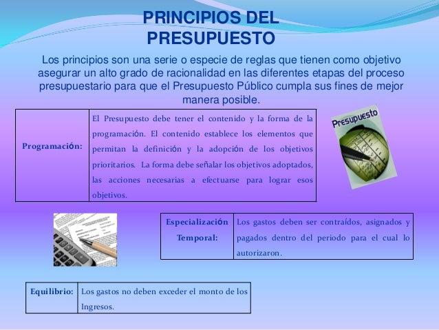 Presentacion  bloque ii presupuesto Slide 3