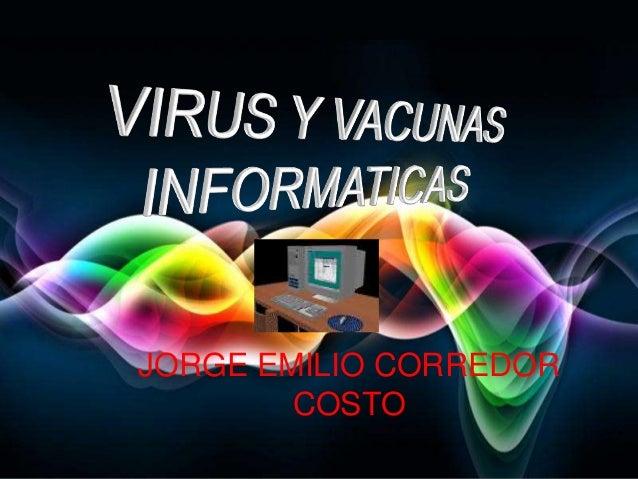 Page 1 E-mail brandonjcardozo@hotmail.com JORGE EMILIO CORREDOR COSTO