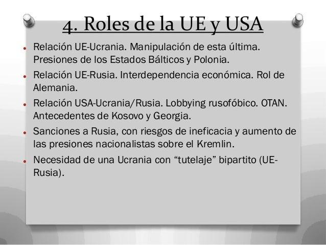 La política exterior como fruto del consenso societal  Tres grandes sectores:  a) Liberales, atlanticistas, prooccidenta...
