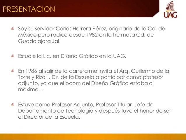 Presentacion Carlos Herrera Slide 2