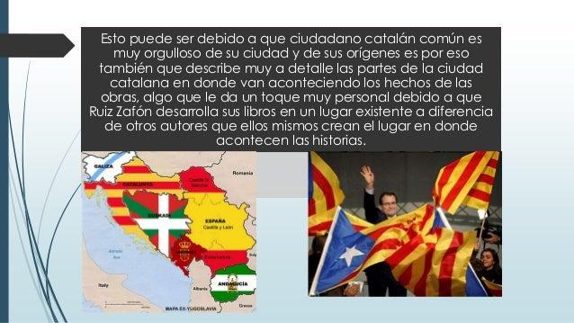 Esto puede ser debido a que ciudadano catalán común es muy orgulloso de su ciudad y de sus orígenes es por eso también que...