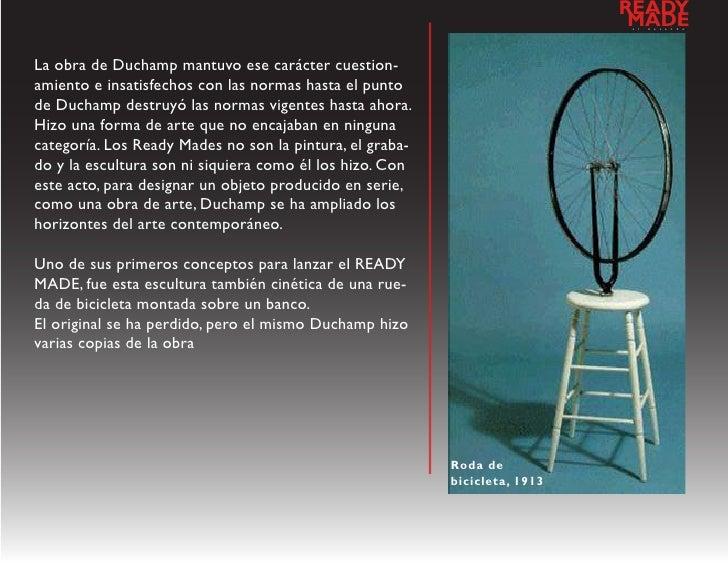 Presentacion apollinaire chanel duchamp for Q significa contemporaneo