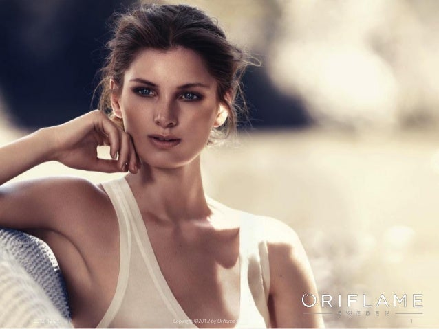 2012-12-04   Copyright ©2012 by Oriflame Cosmetics SA   1