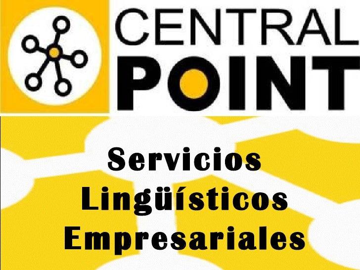 Servicios Lingüísticos Empresariales
