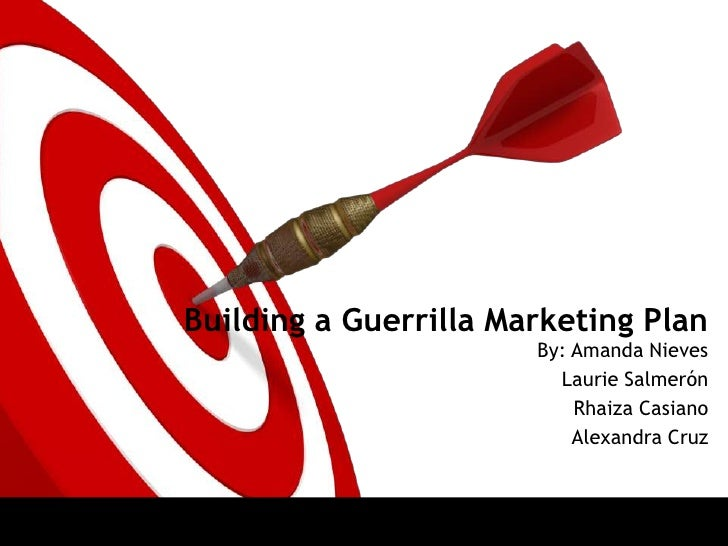 guerrilla marketing plan principles and benefits Guerrilla marketing for execute your very own guerrilla marketing plan for your business right after the workshop and have the benefits of guerrilla marketing.