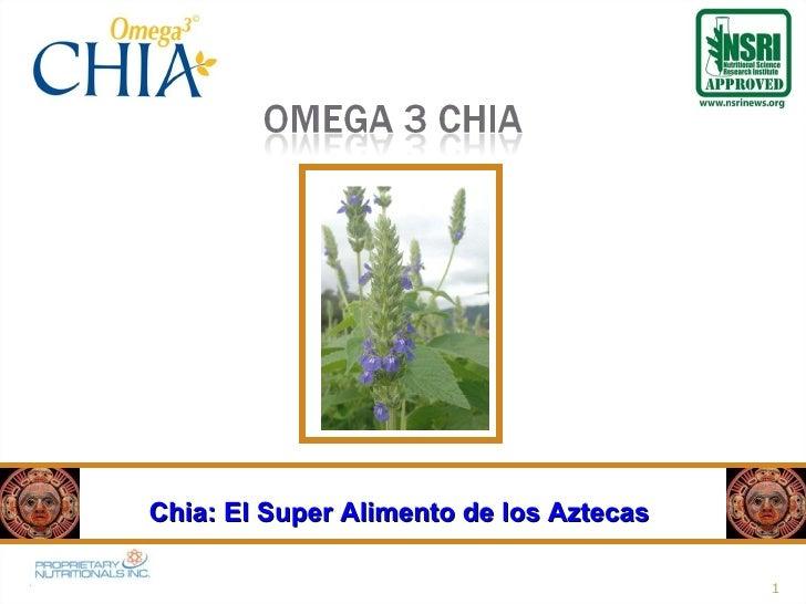 1  Chia: El Super Alimento de los Aztecas