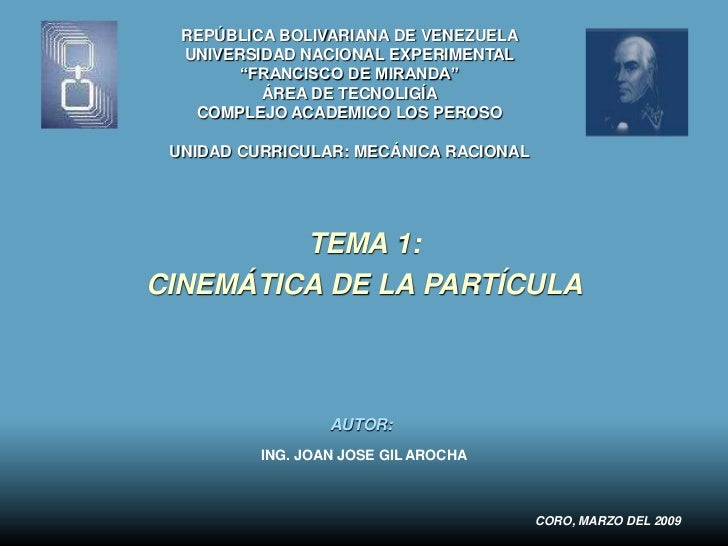 "REPÚBLICA BOLIVARIANA DE VENEZUELA  UNIVERSIDAD NACIONAL EXPERIMENTAL        ""FRANCISCO DE MIRANDA""          ÁREA DE TECNO..."