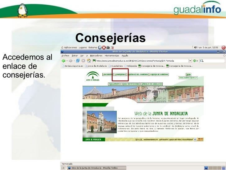 Presentacion cita medico for Oficina virtual de la junta de andalucia