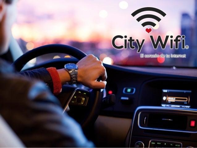 City Wifi Móvil 2018