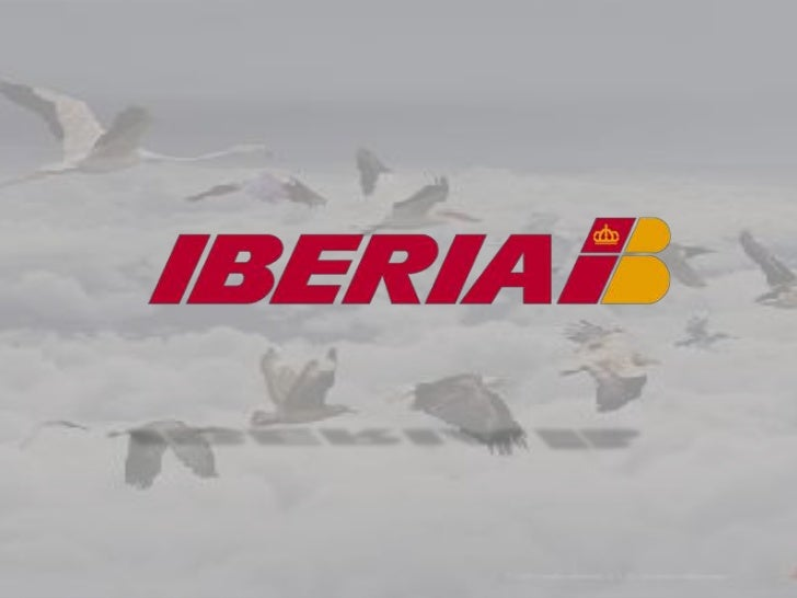 BRIEFING•Iberia es el primer grupo de transporte aéreo en España y cuarto de Europa.Además, es la compañía líder en el mer...